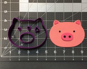 Pig Face 100 Cookie Cutter Set