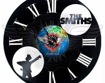 Vinyl Wall Clock THE SMITHS