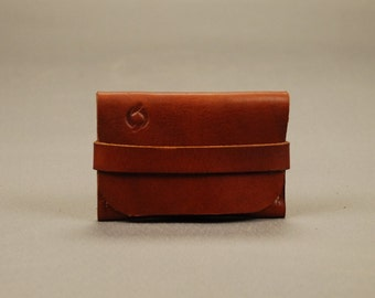Redoker Sashay Wallet - Genuine leather wallet / Mens wallet
