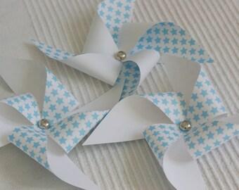 3 baby stars pinwheels (decor)