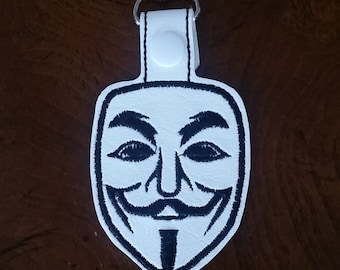 Anonymous Key Chain