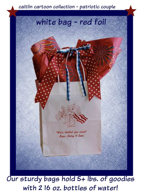 Unique Wedding Welcome Gifts : Wedding Welcome Bags Personalized Wedding Guest Gift Bags Welcome Bags ...