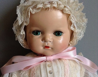 Vintage Baby Doll 1950s