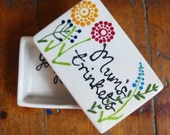 Personalised Trinket Box...