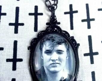 Elvis Presley Necklace