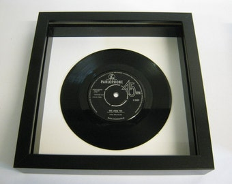 "The Beatles - ""She Loves You"" - Framed Record"