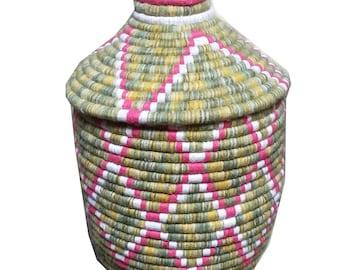 SARAH woven basket