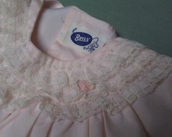 Vintage BRYAN INFANT DRESS