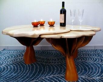 Mushroom Coffee Table Tea Table