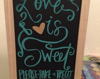 Custom signs for your event