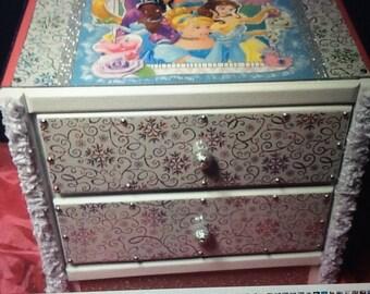 Kids furniture - childrens furniture - girls furniture - princess furniture - pink furniture - kids room decor - childrens tables -