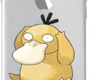 Pokemon Psyduck Vinyl Sticker Cut