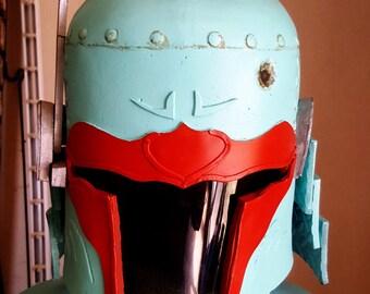 Unique Boba Fett Helmet Related Items Etsy