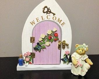 Welcome Fairy Door