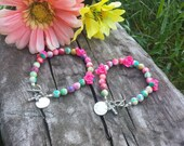 RESERVED FOR KARI, customized bracelets