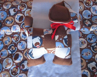 Puppy Love  Quilt and Patchwork Dog