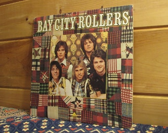 Bay City Rollers - Bay City Rollers - 33 1/3 Vinyl Record