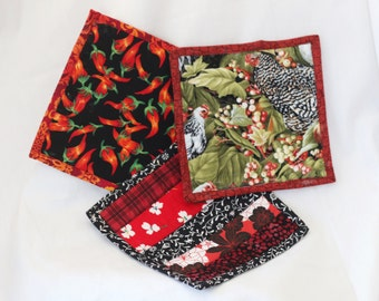 Assorted Pot Holders/Hot Pads