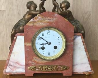 Artdeco mantel clock