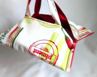 Bag the basque tart