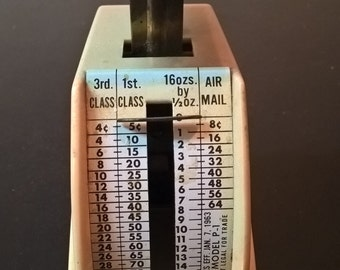 Vintage Postage Scale **FREE SHIPPING**