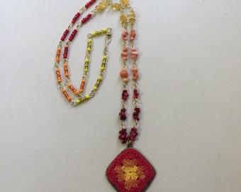 Fiery Soul Necklace