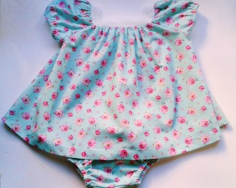 Dress and panties (1 year)
