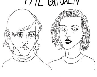 The Garden Band T-Shirt