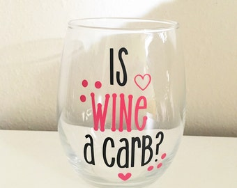 Mean Girls Wine Glass!!