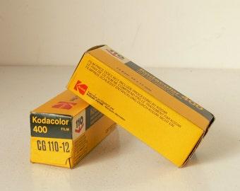 Kodak Kodacolor 400 Film - Colour Film - 2 Available