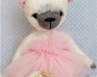 Chebbi Baby art toys, artist bears,artist bear,