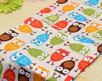 Susse OWL fabric 52 x 160 cm