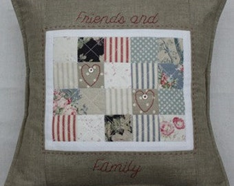 Friends and Family Cushion