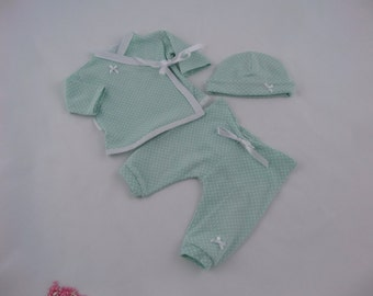 Newborn Pack mint