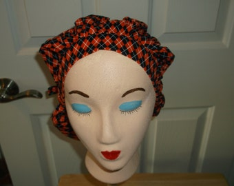 Ladies Bouffant Scrub Hat