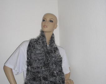 Scarf - handmade scarf - wool scarf - knit scarf-