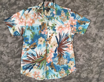 1980's Hawaiian Shirt