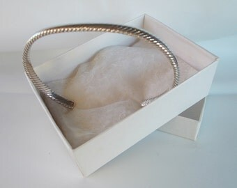 Sterling Silver Cuff Bracelet .925