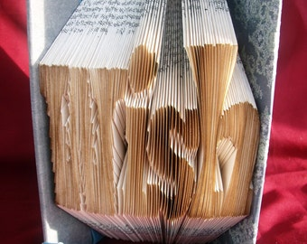 Folded Book - Unique Gift - Wish Book