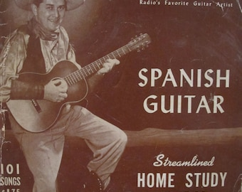 Spanish Guitar Book
