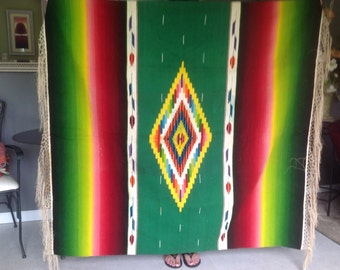 Woven tapestry mexico