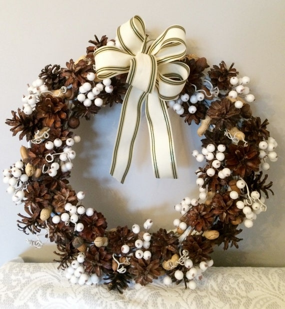 Outdoor Christmas Wreath Outdoor Christmas Decorations Front