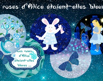 """Digital images """"were the roses of Alice blue?"""""""