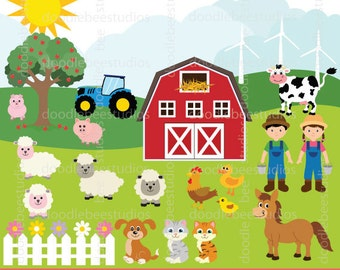 Farm Birthday Party Invitations as best invitations ideas