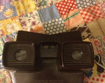Vintage Viewmaster Model E