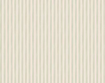Tilda Rough Stripe Light Green
