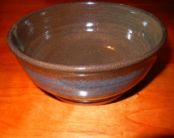 Handmade Cereal Bowl