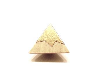 MOUNTAIN TOP BROOCH pin