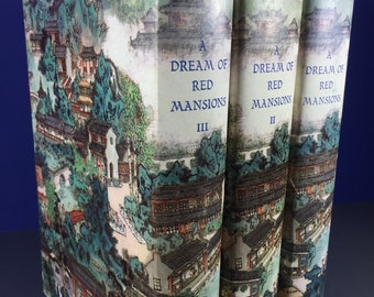 A Dream of Red Mansions I, II and III /Book Set