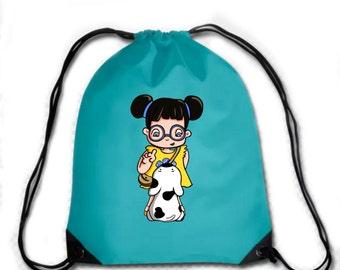 Doggy Duffle Bag